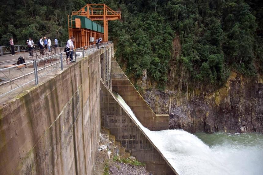 Sai phạm gì khiến thủy điện Thượng Nhật bị đề nghị xử phạt 500 triệu đồng? - Ảnh 1