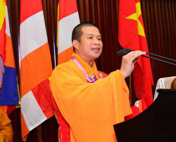 Vì sao nguyên trụ trì chùa Phước Quang bị khởi tố, bắt tạm giam? - Ảnh 1