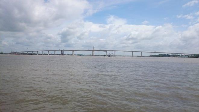 Vụ nữ sinh 21 tuổi mất tích ở Tiền Giang: Thi thể nổi trên sông Vàm Cỏ - Ảnh 1