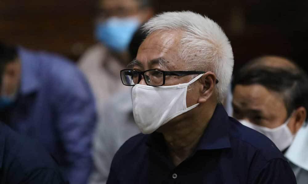 Nguyên Tổng giám đốc DongA Bank Trần Phương Bình lãnh án chung thân, bồi thường hơn 2.000 tỉ đồng - Ảnh 1