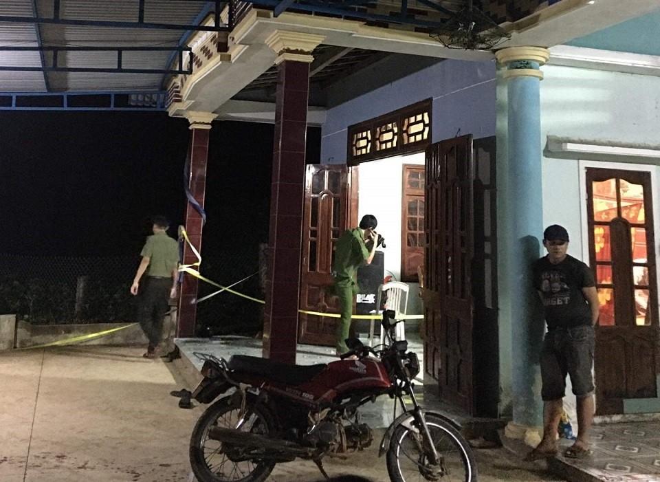 Vụ nổ súng khiến 4 người thương vong ở Quảng Nam: Trưởng công an huyện tiết lộ bất ngờ - Ảnh 1