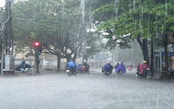 Dự báo thời tiết ngày 6/11: Bão số 10 suy yếu thành áp thấp nhiệt đới, miền Trung mưa lớn - Ảnh 1