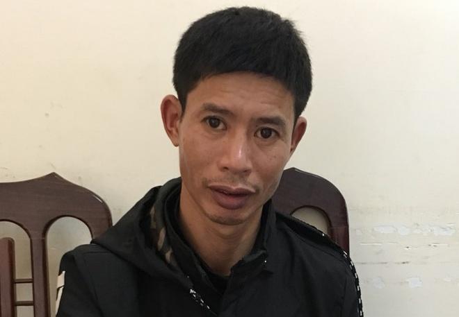 Vụ cướp ngân hàng ở Hòa Bình: Bất ngờ nhân thân của nghi phạm - Ảnh 1
