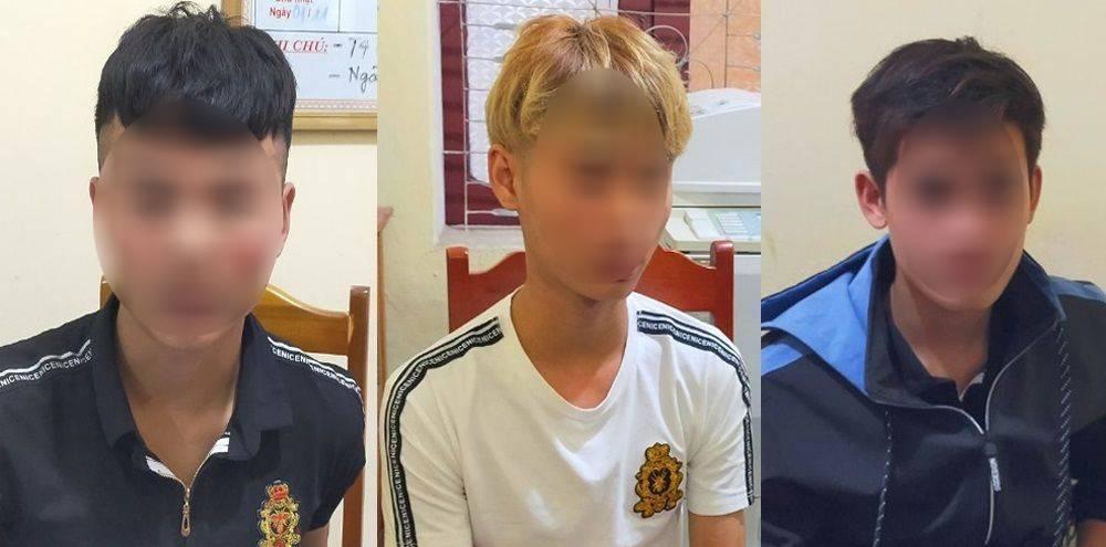 3 nghi phạm sát hại người phụ nữ ở Thanh Hóa: Có người mới 15 tuổi - Ảnh 1