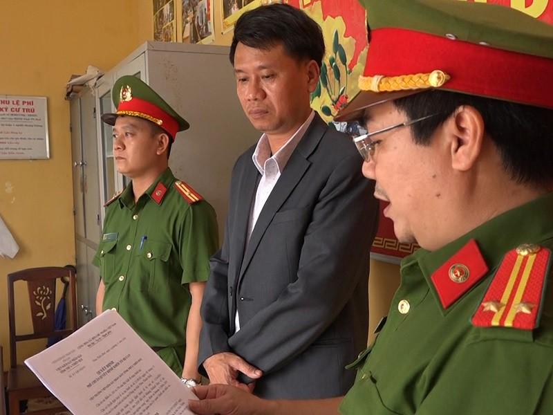 Vì sao nguyên Trưởng phòng Tài nguyên & Môi trường TP Huế bị bắt? - Ảnh 1