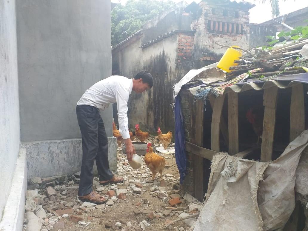 Hải Phòng: Tiền hỗ trợ gia cầm chết vì trận bão năm 2012 vẫn nằm trong túi thủ quỹ xã - Ảnh 1