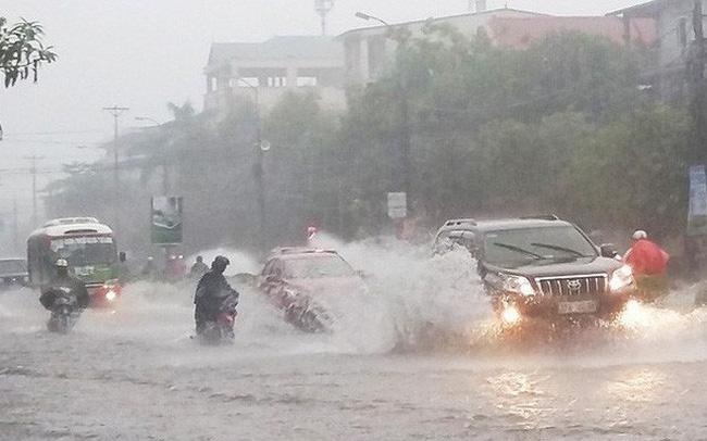 Dự báo thời tiết mới nhất ngày 2/12: Trung Bộ mưa lớn - Ảnh 1