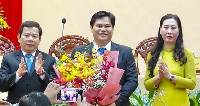 Ông Trần Phước Hiền được bầu làm Phó Chủ tịch UBND tỉnh Quảng Ngãi - Ảnh 1