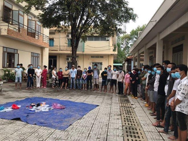 """Triệt phá sòng bạc di động """"ẩn mình"""" trong đám tang ở Tây Ninh: Lời khai của """"ông trùm"""" 26 tuổi - Ảnh 1"""