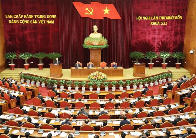 Tiếp thu ý kiến, hoàn chỉnh các dự thảo văn kiện trình Đại hội XIII của Đảng - Ảnh 3
