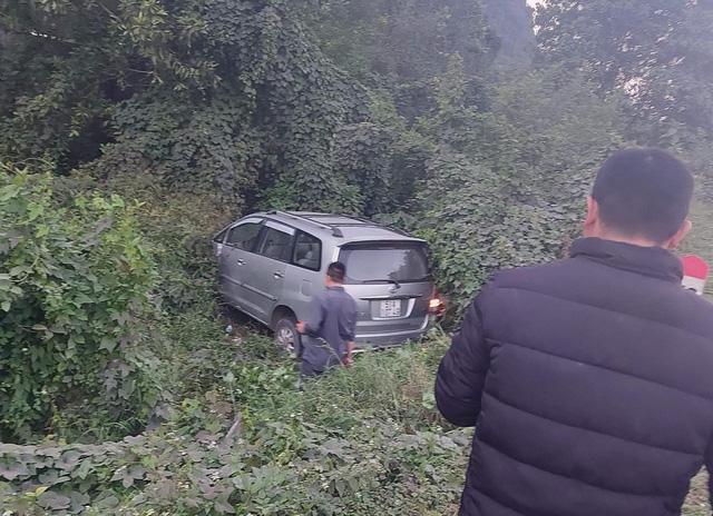 """Vụ tài xế say xỉn húc văng xe CSGT Hòa Bình xuống vệ đường: Danh tính """"ma men"""" - Ảnh 2"""