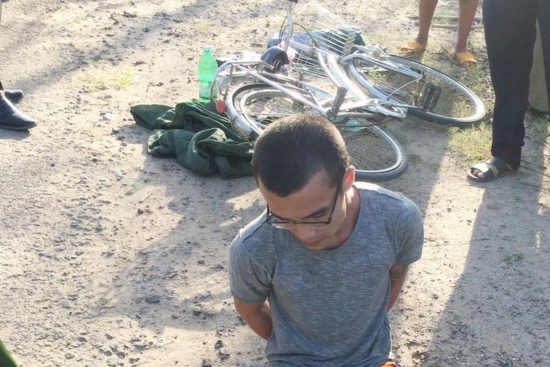 Vụ 2 phạm nhân nguy hiểm ở Tây Ninh bỏ trốn: Bị bắt khi đang chở nhau trên xe đạp - Ảnh 1