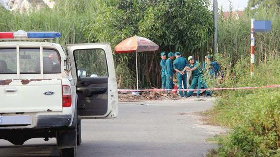 Công an TP.HCM tìm kiếm thân nhân người đàn ông chết cháy ở huyện Bình Chánh - Ảnh 1