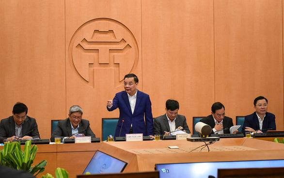 """Chủ tịch Chu Ngọc Anh: """"Nếu Hà Nội mà bung, mà toang.... tôi chịu trách nhiệm"""" - Ảnh 1"""