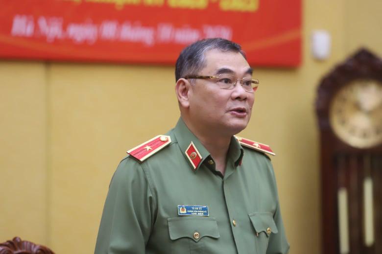Nguyên Thứ trưởng Hồ Thị Kim Thoa bị lệnh truy nã đỏ - Ảnh 1
