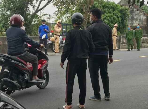 Vụ chồng sát hại vợ lúc rạng sáng ở Nam Định: Nhân chứng kể phút kinh hoàng - Ảnh 1