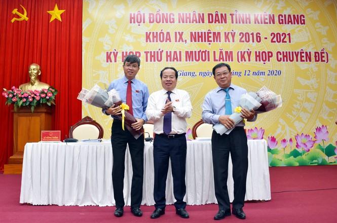 Phó Chủ tịch UBND tỉnh Kiên Giang vừa được bầu bổ sung là ai? - Ảnh 1