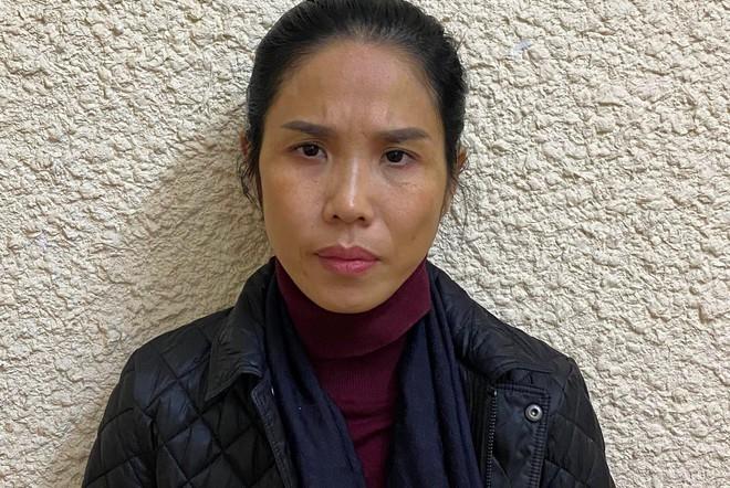 """Vụ """"bà trùm"""" cho vay nặng lãi gần 130%/năm ở Hà Nội: Là cựu nhân viên ngân hàng, nuôi nhiều """"đàn em"""" - Ảnh 1"""