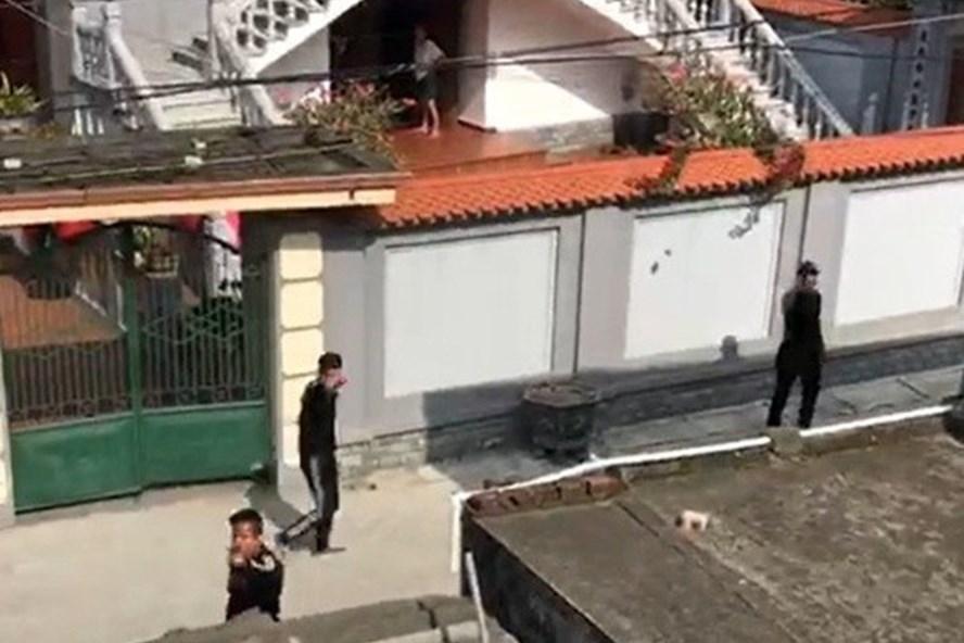Vụ 20 côn đồ mang hung khí vào nhà dân truy sát ở Hải Phòng: Danh tính kẻ cầm đầu vừa bị bắt giữ - Ảnh 1