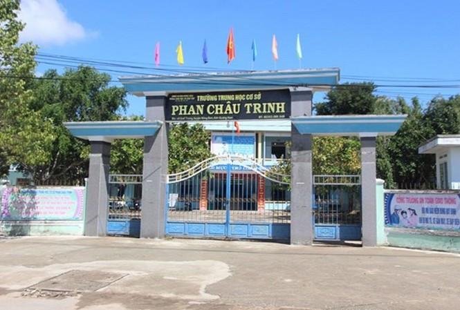 Vụ hiệu trưởng ở Quảng Nam bất ngờ tử vong tại trường: Hé lộ nguyên nhân - Ảnh 1