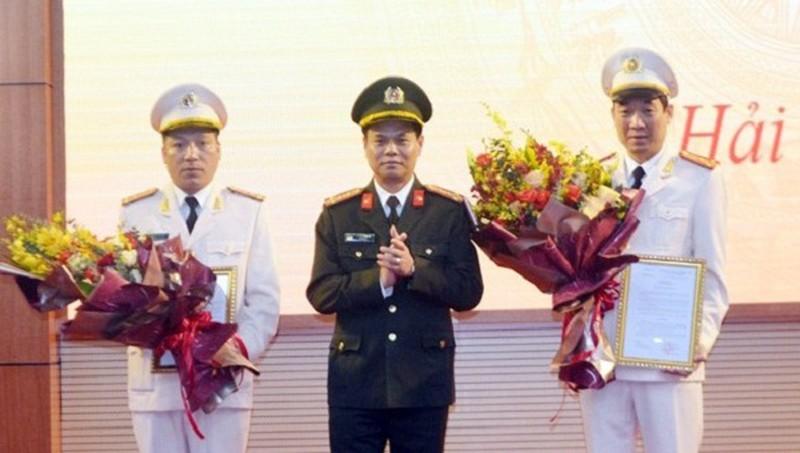 Chân dung 2 tân Phó Giám đốc Công an tỉnh Hải Dương vừa được bổ nhiệm - Ảnh 1