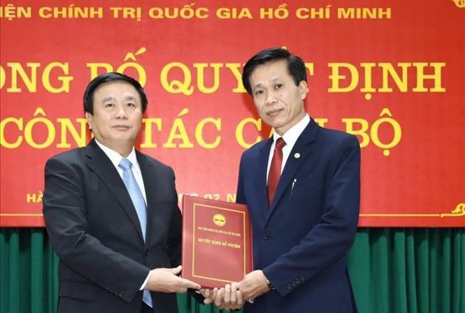 Ban Bí thư bổ nhiệm nhân sự 2 cơ quan Trung ương - Ảnh 1