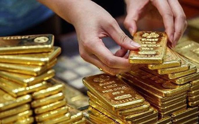 Giá vàng hôm nay 26/2/2020: Giá vàng giảm xuống 46 triệu đồng/lượng sau khi đạt đỉnh gần 50 triệu đồng/lượng - Ảnh 1