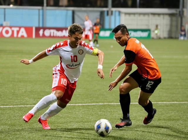 Không phải Công Phượng, 2 cầu thủ Việt Nam được báo châu Á tôn vinh tại AFC Cup là ai? - Ảnh 1