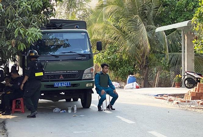 """Vụ nổ súng 5 người chết ở Củ Chi: Người gọi điện cho """"hiệp sĩ"""" Thanh Hải không phải Tuấn """"khỉ"""" - Ảnh 1"""
