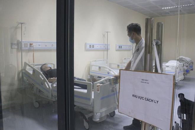 Người thứ 8 nhiễm virus corona tại Việt Nam: Nạn nhân ở Vĩnh Phúc, từng sang Vũ Hán tập huấn - Ảnh 1