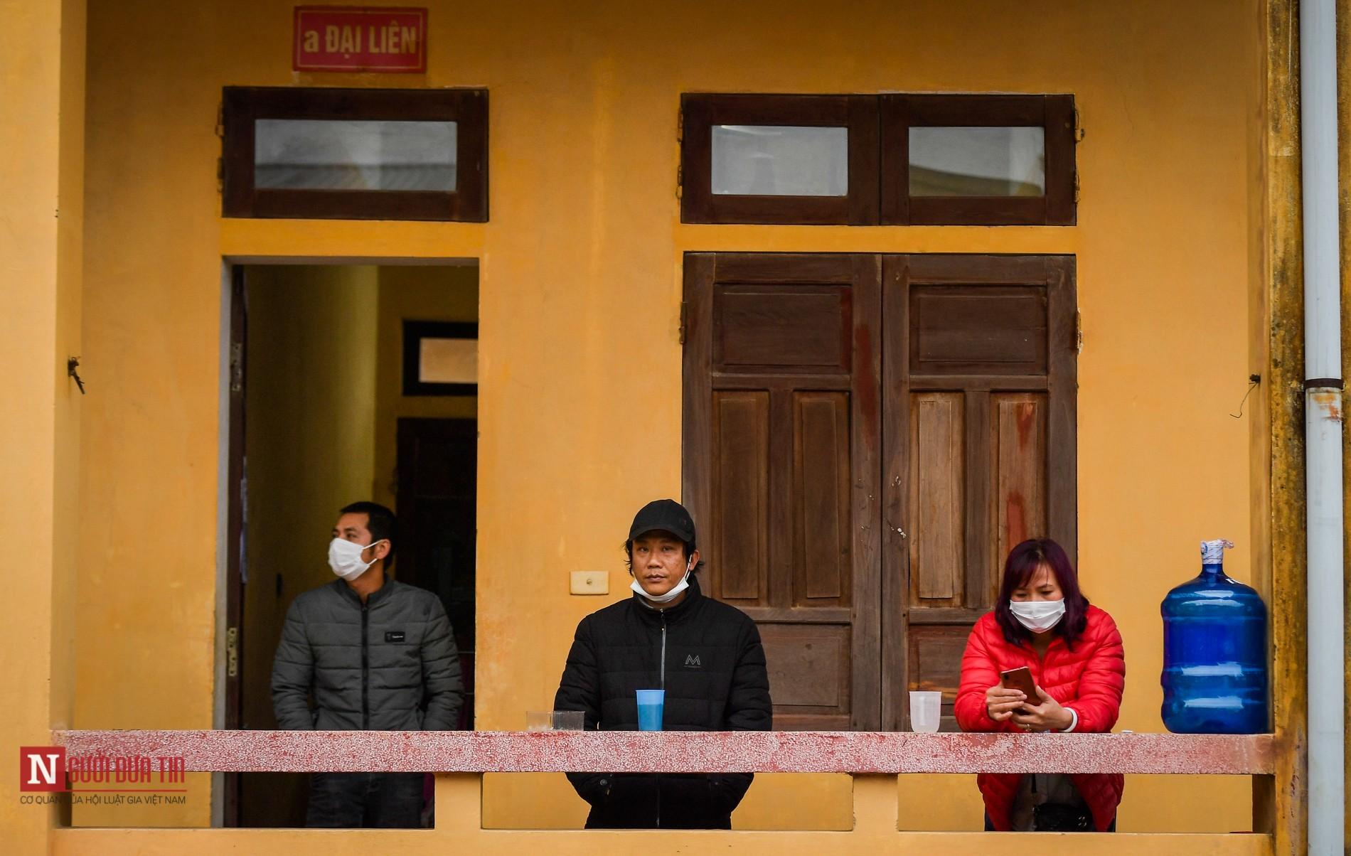 Bên trong khu vực cách ly công dân Việt Nam trở về từ Trung Quốc - Ảnh 4