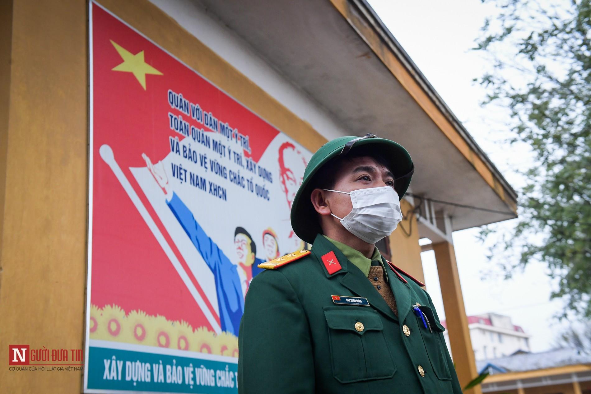 Bên trong khu vực cách ly công dân Việt Nam trở về từ Trung Quốc - Ảnh 15