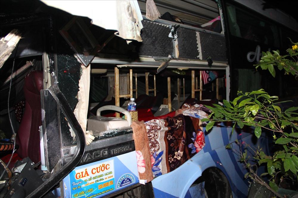 Xe khách va chạm với xe tải, 3 người tử vong: Danh tính nạn nhân - Ảnh 1