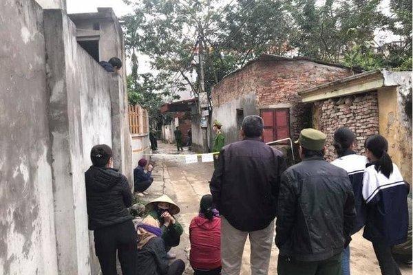 """Vụ """"nghịch tử"""" sát hại mẹ, chém bố bị thương ở Hà Nội: Lạnh người lời kể của nhân chứng - Ảnh 2"""