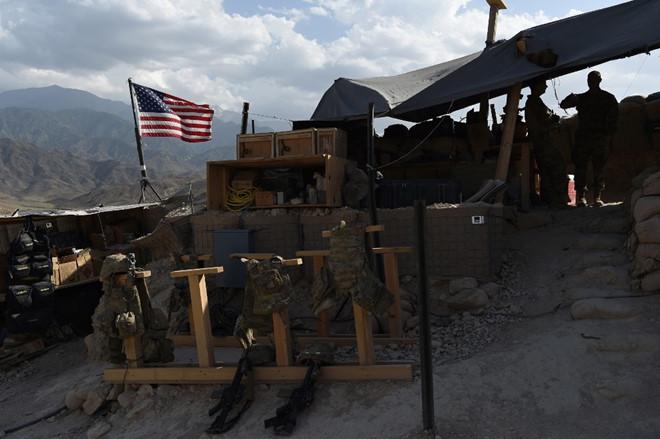 Ít nhất 6 binh sĩ Mỹ thiệt mạng trong vụ đấu súng ở Afghanistan - Ảnh 1