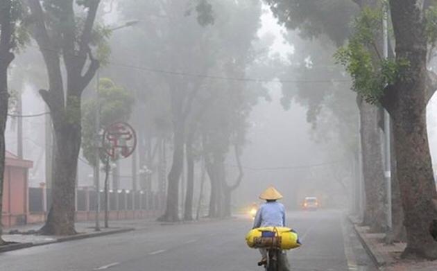 Tin tức dự báo thời tiết mới nhất hôm nay 16/3/2020: Hà Nội mưa phùn, trời lạnh - Ảnh 1