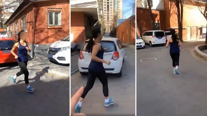 Trốn cách ly đi chạy bộ, người phụ nữ 47 tuổi bị trục xuất khỏi Trung Quốc - Ảnh 1