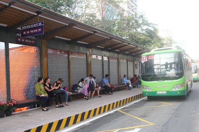 TP.HCM: Kiến nghị xe buýt không được chở quá 20 người - Ảnh 1