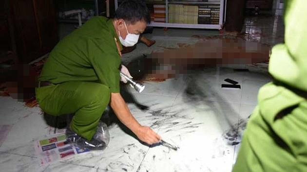 Vụ 3 người thương vong trong chùa ở Bình Thuận: Lời khai ban đầu của nghi phạm - Ảnh 2