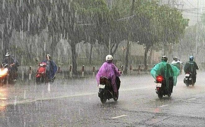 Tin tức dự báo thời tiết mới nhất hôm nay 29/3/2020: Hà Nội có mưa rào - Ảnh 1