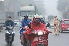 Không khí lạnh tăng cường, miền Bắc rét kèm mưa phùn - Ảnh 1