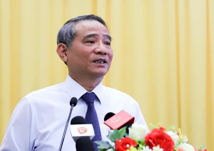 Bí thư Thành ủy Đà Nẵng âm tính với SARS-CoV-2, cách ly tại nhà - Ảnh 1