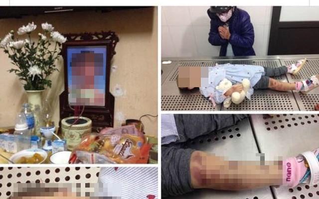 Vụ bé gái 4 tuổi tử vong nghi bị bạo hành ở Hà Nội: Mẹ ruột và cha dượng đối mặt với hình phạt nào? - Ảnh 1