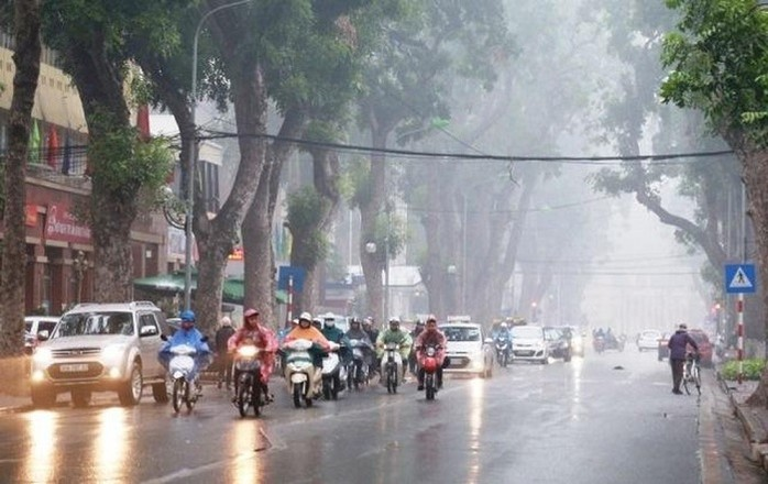 Miền Bắc mưa rét đến bao giờ? - Ảnh 1