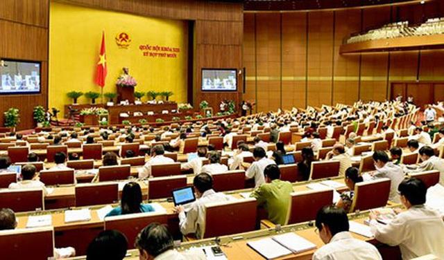 Quốc hội dự kiến họp trực tuyến kết hợp với họp tập trung - Ảnh 1