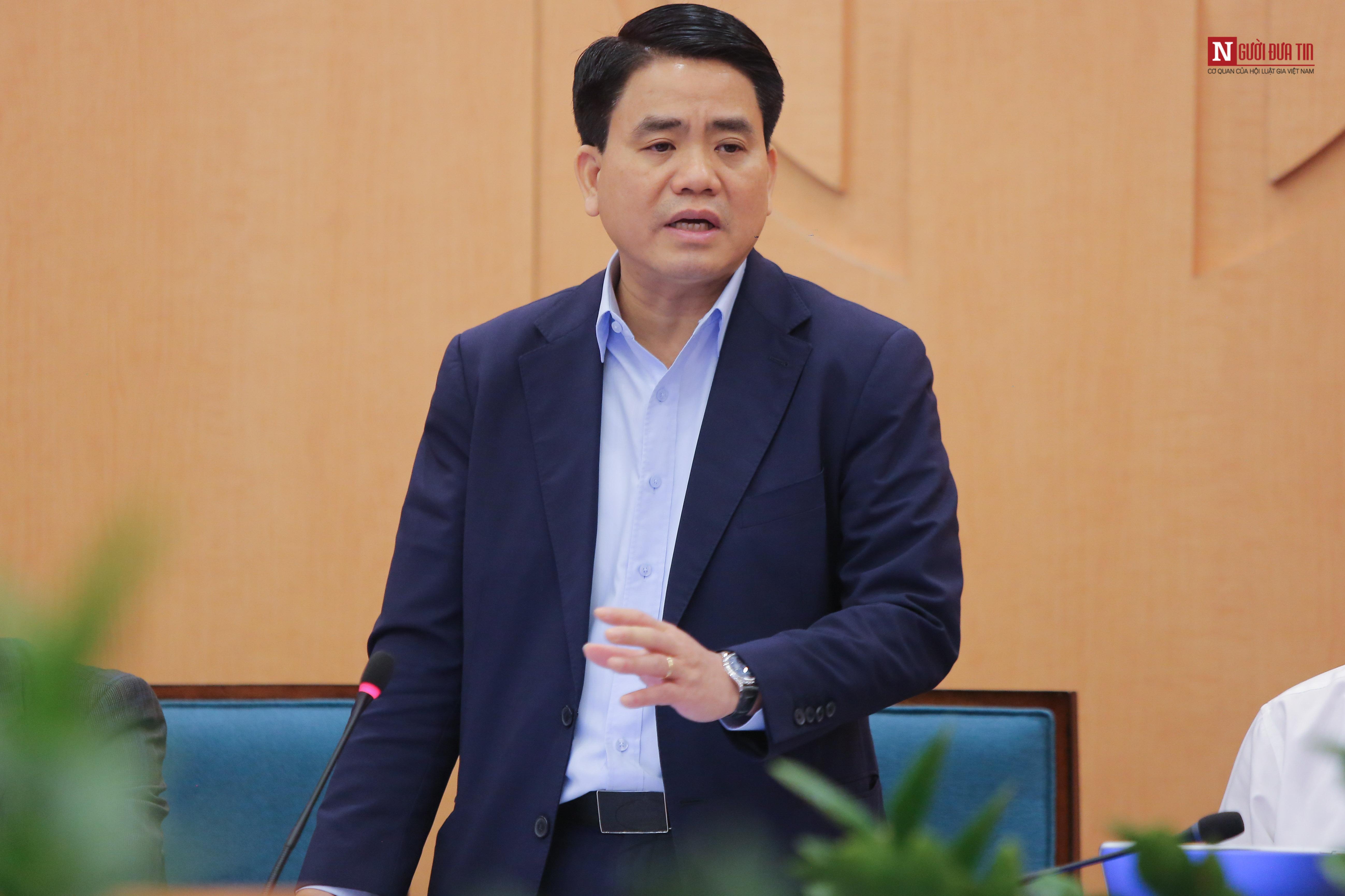 Bộ Công an mời nhiều cán bộ y tế của Hà Nội làm việc về việc mua thiết bị - Ảnh 1