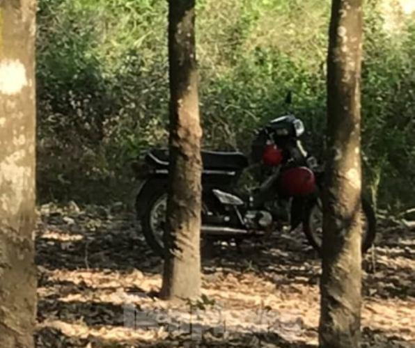 Phát hiện thi thể nam giới cháy đen trong tư thế quỳ ở rừng cao su Bình Dương - Ảnh 2
