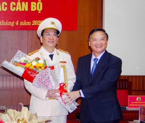 Bổ nhiệm Giám đốc Công an Khánh Hòa làm Cục trưởng Cục Công nghiệp an ninh - Ảnh 2
