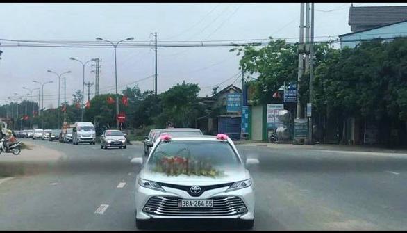 Phó giám đốc bệnh viện ở Hà Tĩnh lên tiếng về việc tổ chức đám cưới cho con trai giữa dịch Covid-19 - Ảnh 1