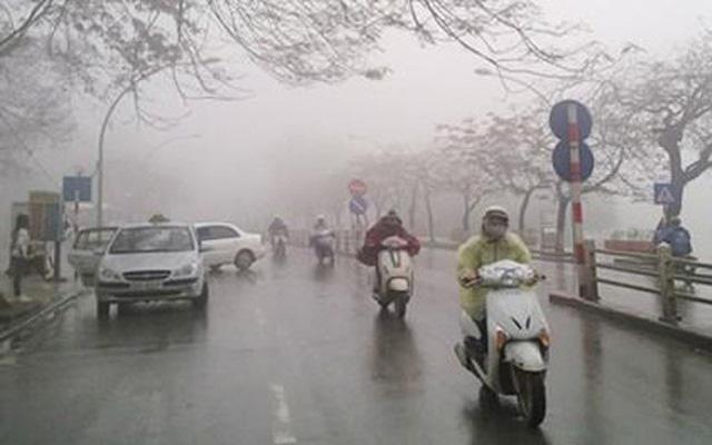 Tin tức dự báo thời tiết mới nhất hôm nay 3/4/2020: Gió mùa đông bắc gây mưa diện rộng - Ảnh 1